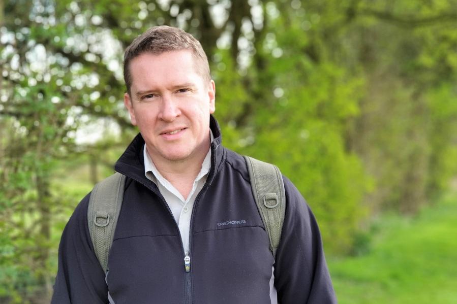 Darren Parkin - Head of Directing Staff