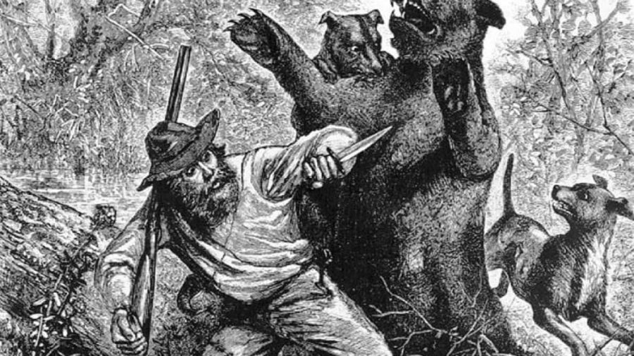 Hugh Glass 1